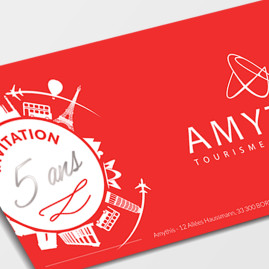 AMYTHIS, invitation